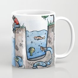 Smart Fish Coffee Mug