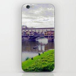 Ponte Vecchio, Florence iPhone Skin