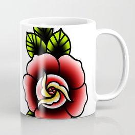 Circle Rose Coffee Mug