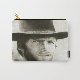 The Man With No Name Carry-All Pouch