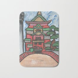 The Bathhouse Bath Mat