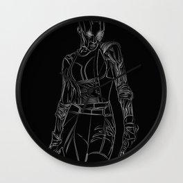 Nebula, GuardiansOfTheGalaxy Wall Clock