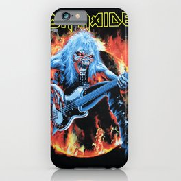 iron maiden album 2021 katrin34 iPhone Case