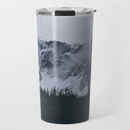Gray morning in Squamish Travel Mug
