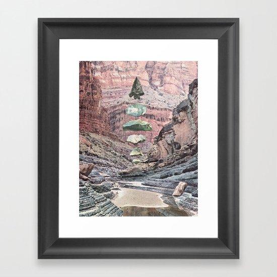 Sharpen Framed Art Print