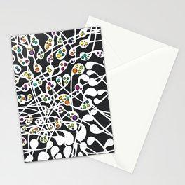 Microcosm I Stationery Cards