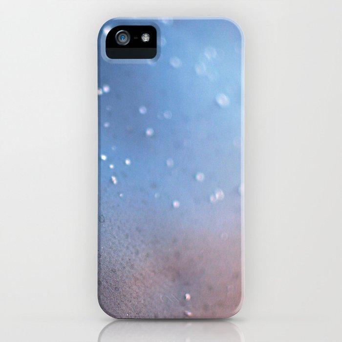 Frozen Blue iPhone Case