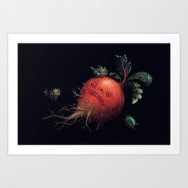 Rabba Root Art Print