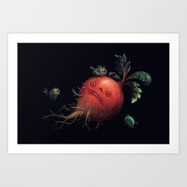 Rabba Root Art Print