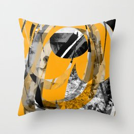 Echoes of a Dream Throw Pillow