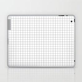 Grid lines pattern Laptop & iPad Skin