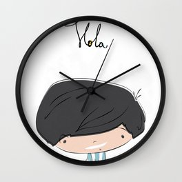 Argentino Wall Clock