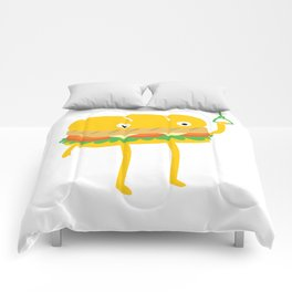 Foot Long Comforters
