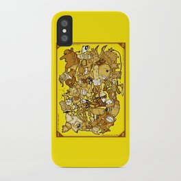 end of the world party (commemorative edition) iPhone Case