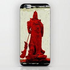 General's Red Rage iPhone & iPod Skin