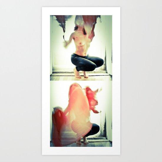 impossible stylism I Art Print