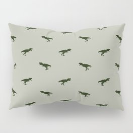 Rex Pattern Pillow Sham