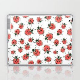 Ladybugs Laptop & iPad Skin
