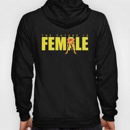 The Future is Female - Samus Aran Hoody