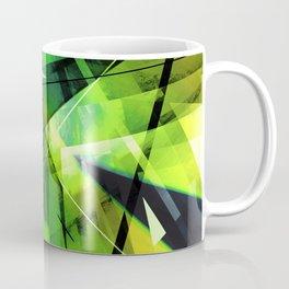 Vitalize - Geometric Abstract Art Coffee Mug