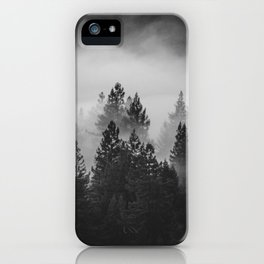 Forest of Fog iPhone Case