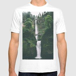 Multnomah Falls III T-shirt