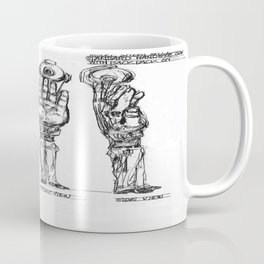 HEM With Backpack Coffee Mug