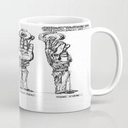 HEM With Backpack Coffee Mug