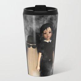 Halloween Family Travel Mug