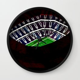 The Acropolis Wall Clock