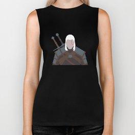 Geralt of Rivia - The Witcher Biker Tank