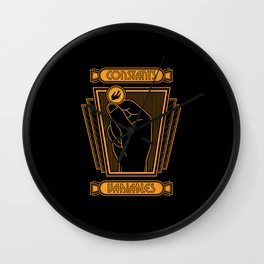 Constants and Variables Wall Clock
