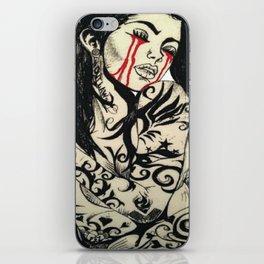 Tattoo Women iPhone Skin