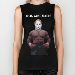 Iron Mike Myers Biker Tank