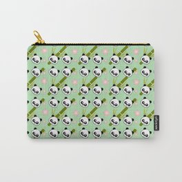 Pandas in Nature Carry-All Pouch