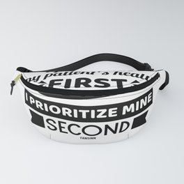 Nurse Funny Gift Fanny Pack
