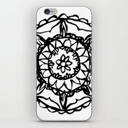 Abstract Bohemian Pattern iPhone Skin