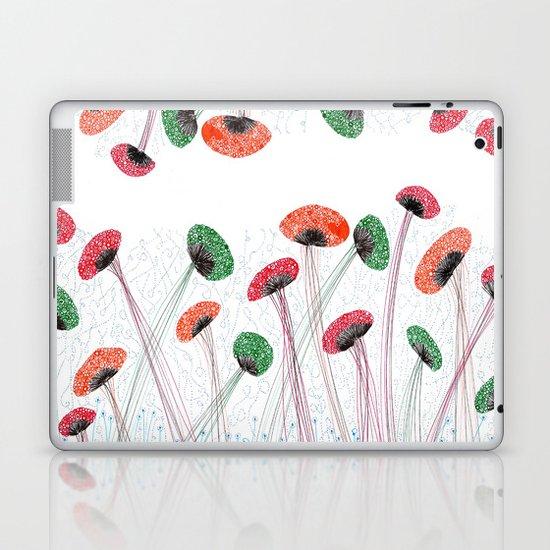 The Mushroom Laptop & iPad Skin