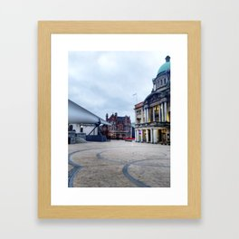 Hull Blade - City of Culture 2017 Framed Art Print