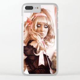 Mannequin 97 Clear iPhone Case