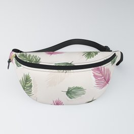 Watercolor leaf 01 Fanny Pack