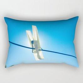 Eclipse de pinza Rectangular Pillow