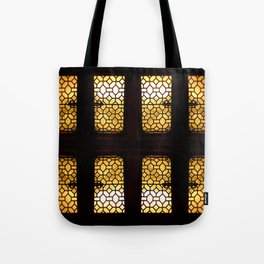 GoldenGlow Tote Bag
