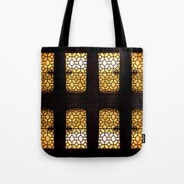 GoldenGlow Tote Bag
