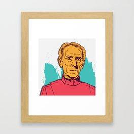 Tarkin Framed Art Print