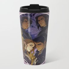 The Inner Circle Metal Travel Mug