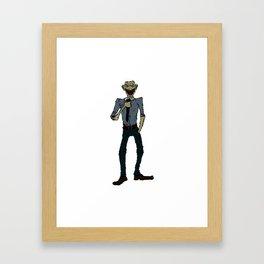 Thomas Leprunaud Framed Art Print