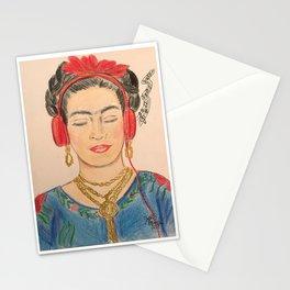 The Modernization of Frida Stationery Cards