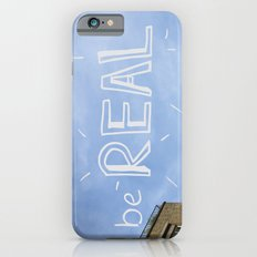 be REAL iPhone 6s Slim Case