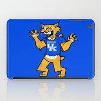 kentucky iPad Cases featuring Kentucky by jublin
